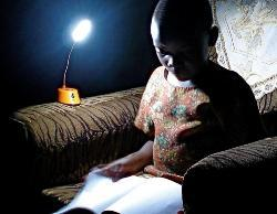 led-lamp-and-child