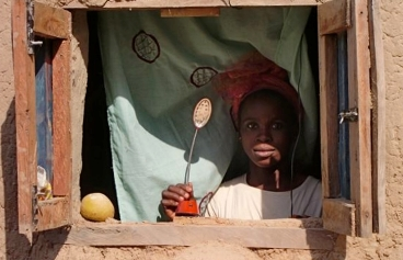 The Firefly Lamp - Solar-powered light for Mali