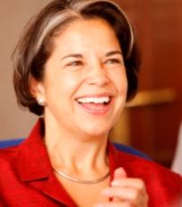 María Otero - Designate, Under Secretary of State for Global Affairs in the State Department.