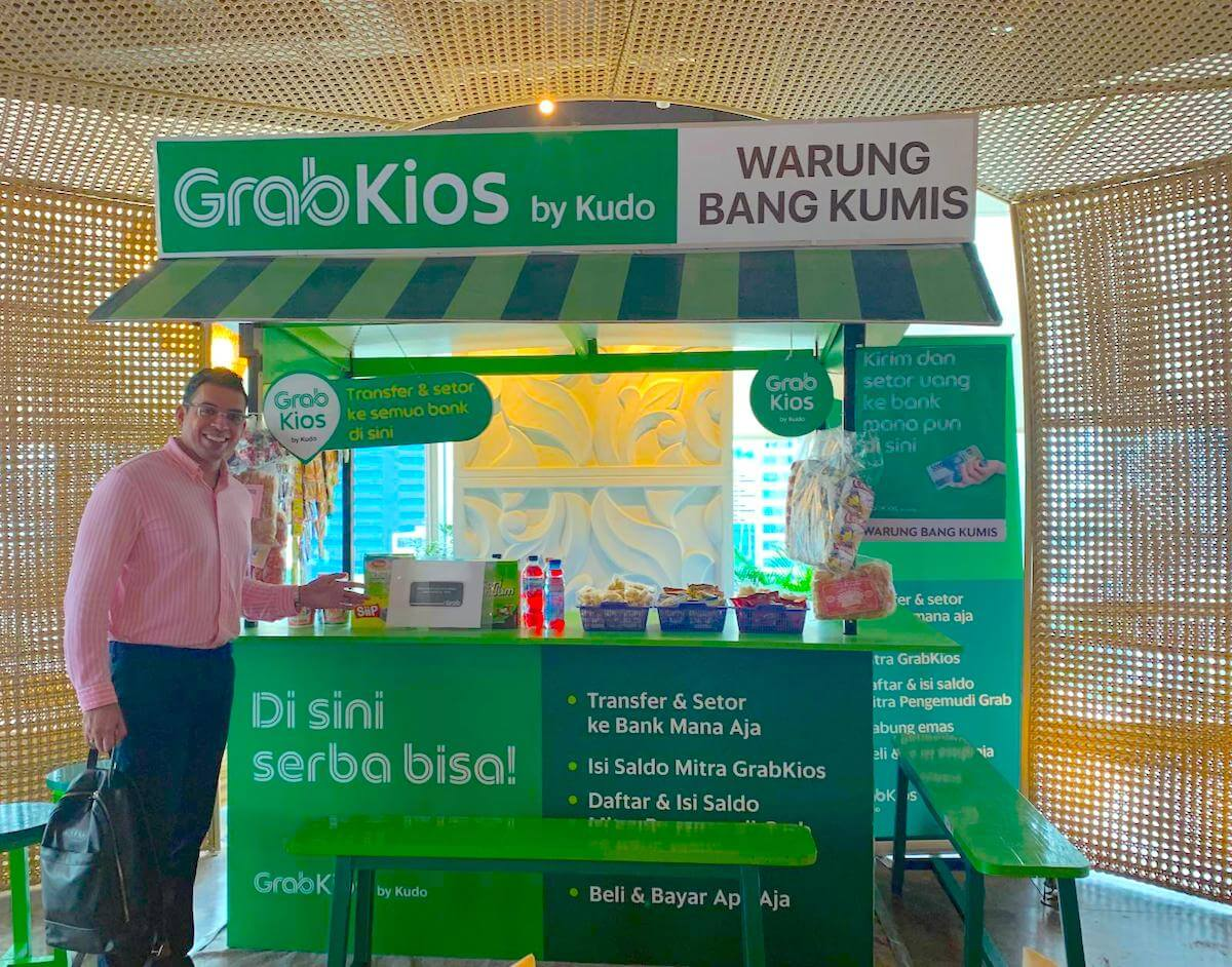 Grab, known primarily as a ride hailing platform in Southeast Asia, also offers offline-to-online payments and digital onboarding through agent networks, especially in rural areas where digital finance penetration is lacking.